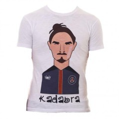 T-Shirt Uomo Ibra Kadabra bianco