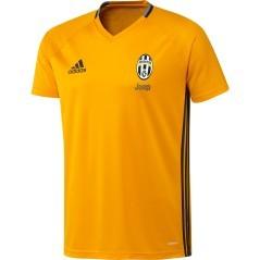 Maglia Calcio Uomo Allenamento Juventus 16/17 giallo 1