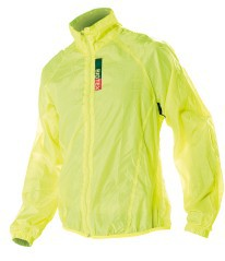 Giacca Wind X-Light giallo