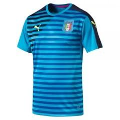 Maglia Italia pre partita azzurra