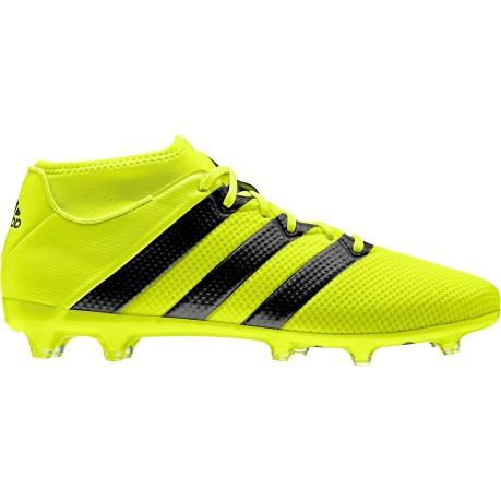 ef8721cfc9 Botas de Fútbol Adidas Ace 16.2 PrimeMesh FG/AG colore amarillo ...