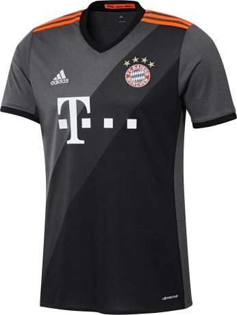 finest selection 785f0 80d4c Jersey Bayern Munich Away 16/17
