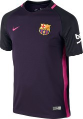 Maglia barcellona Junior away