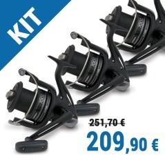 Kit 3 mulinelli Beastmaster 7000 XT-A