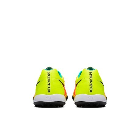 Scarpe Calcio Junior Magista Opus II TF  arancio giallo