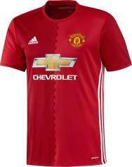 Maglia Home Replica Manchester United FC rosso