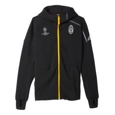 Felpa Uomo Anthem Juventus 16/17 nero