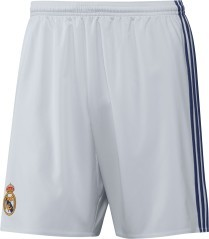 Short Home Real Madrid 2016/17 bianco