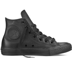 Scarpe Hi Leather Monocrome nero nero