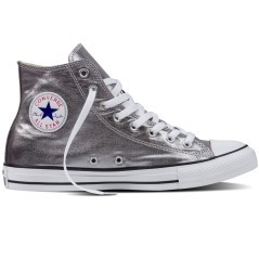Scarpe Hi Canvas Metallic