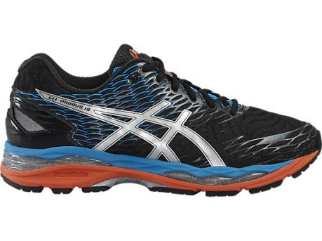 Mens Shoes Gel Nimbus 18 A3 Neutral colore Black Grey - Asics ... 2a202f7c18e