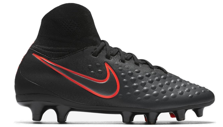 Scarpe Calcio Bambino Nike Magista Obra II FG colore Giallo  13c0VX