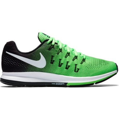 10b75a3d6d6 Shoes Men Air Zoom Pegasus 33 colore Green Black - Nike - SportIT.com
