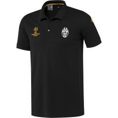 Polo Juventus 2016/17 nero