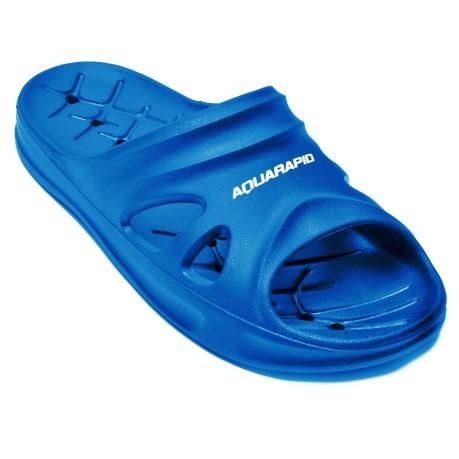 Ciabatte piscina bambino gabo colore azzurro aquarapid - Ciabatte da piscina ...