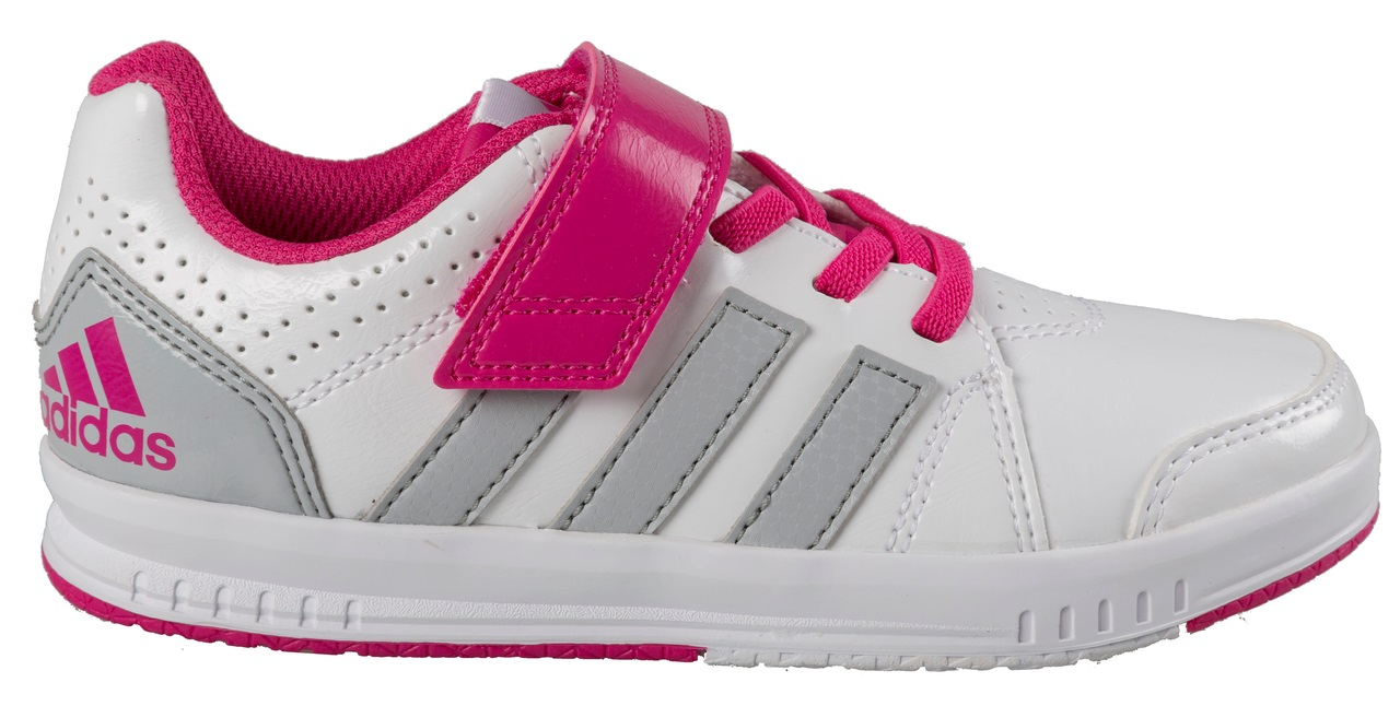 quite nice 49c8d d782d Shoes Child Lk Trainer 7 colore White Pink - Adidas - SportIT.com