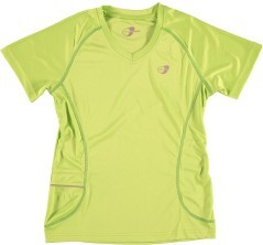 T-Shirt Donna Bts Running verde