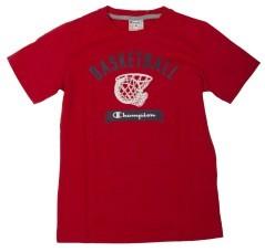 Tshirt bambino Manica Corta rosso