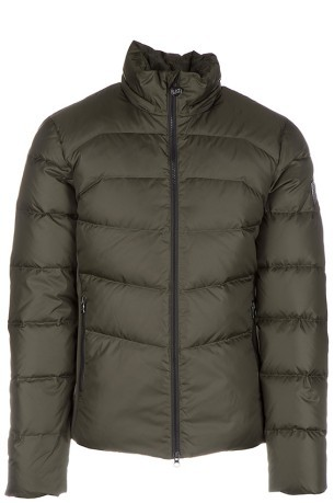 Piumino uomo Mountain Down Jacket nero