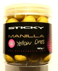 Boilies Manilla Yellow Ones Wafte