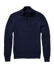 Maglione Uomo Olivier 038 blu