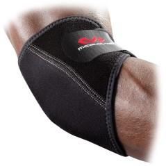 Gomitiera Dual Compression nero