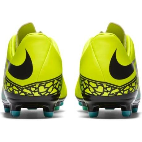 48151b69c0c Soccer shoes Nike Hypervenom Phelon II FG colore Yellow Red - Nike ...