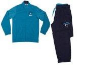 Baby tracksuit Triacetate Tracksuit full zip blue blue