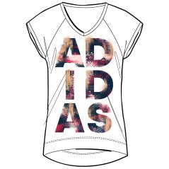 T-shirt Donna Lpw bianco