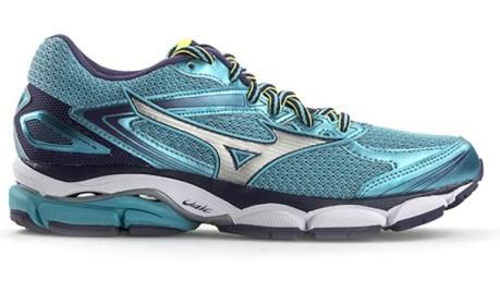 Shoes Last Wave 8 A3 Neutral colore Light blue Violet - Mizuno ...