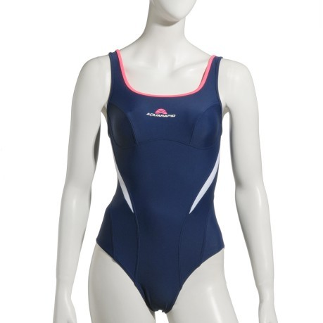 Costume Donna Intero Arabel blu azurro