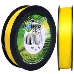 Power Pro 135 metri Yellow