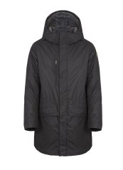 Parka Man Within the Coat Eco black grey