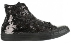 Womens shoes Hi Sequin black fantasy