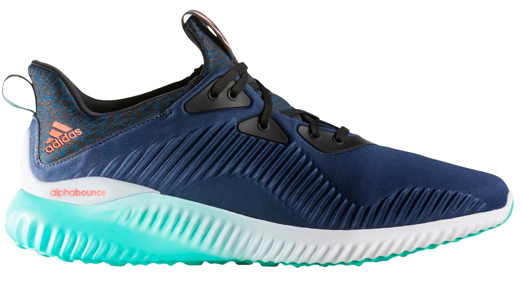 d9101aec6 Mens Shoes AlphaBounce colore Blue White - Adidas - SportIT.com