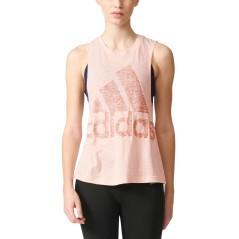 T-Shirt Donna Logo rosa