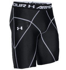Short Uomo HearGear Armour Core nero