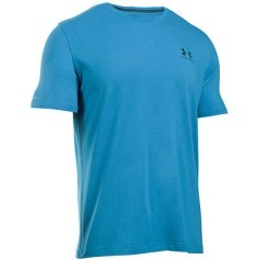 T-shirt Uomo Sportstyle Left Chest Logo nero