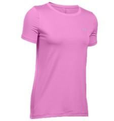 T-Shirt Donna HeatGear azzurro