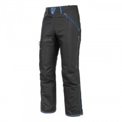 Pantalone Uomo Sesvenna Light Shell nero blu