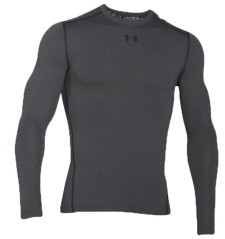 T-Shirt Uomo ColdGear Compression Crew grigio