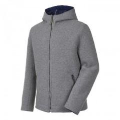Giacca Uomo Sarner Full-Zip Hoody grigio