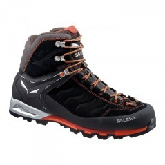 Scarpone Uomo Mountain Trainer Mid Gtx  nero rosso