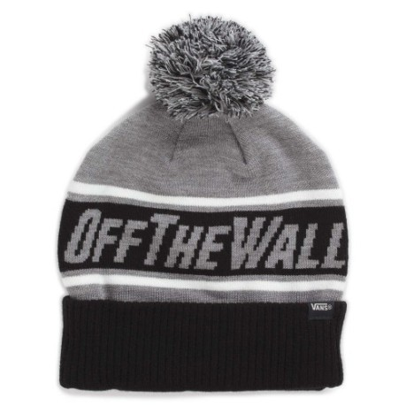 Men s Hat Beanie Of The Wall colore Grey Black - Vans - SportIT.com ba359453d74