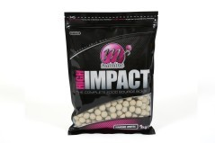 Boilies Mainline Diamond Whites 25 millimetri