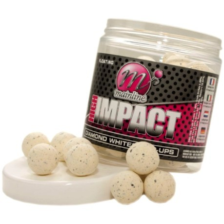 Boilies Pop-Up Diamond Whites 22 mm Mainline