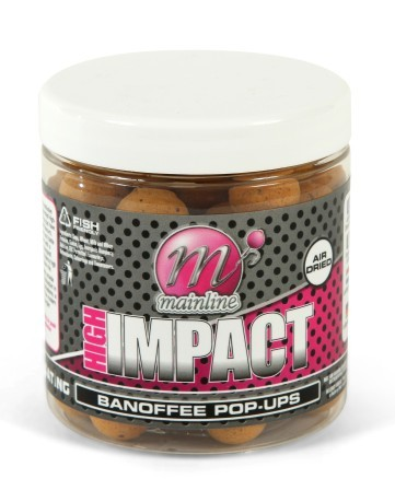 Boilies Pop-up Banoffee 22 mm