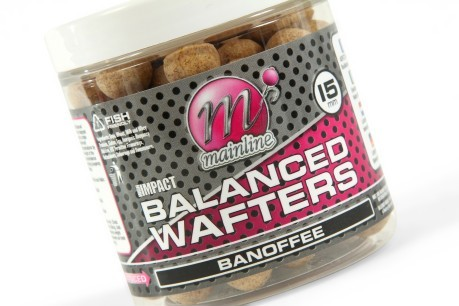 Boilies High Impact Balanced Wafters Banofee 22 mm