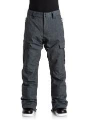 Pantalone Uomo Porter Denim nero