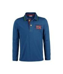 Polo Bambino Kenco Jersey blu variante 1